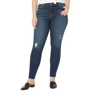 🆕 SILVER JEANS Most Wanted Skinny Indigo
